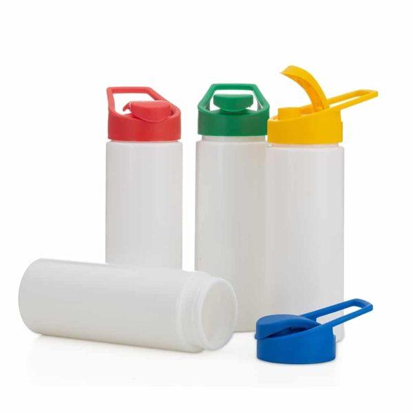 squeeze personalizado 550ml em plástico