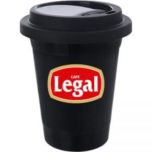 Copo Personalizado de Café 400 ml de Plástico