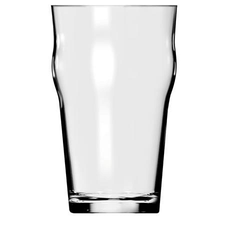 copo stout de vidro 285ml