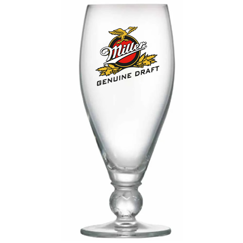 Taça de Vidro Para Cerveja Personalizada Futebol
