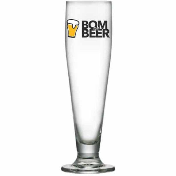 Taça Personalizada de Cristal Para Cerveja Hale