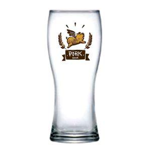 copo personalizado de vidro Bavaria 300ml